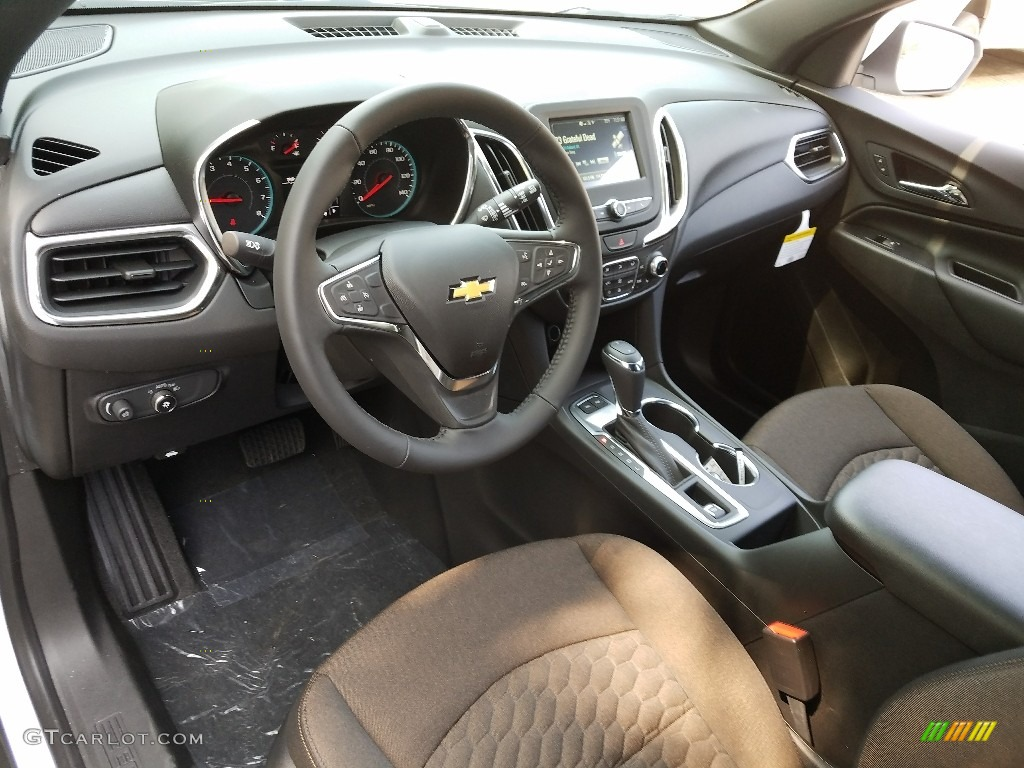 Chevrolet Equinox 2018 Interior Colors ✓ All About Chevrolet