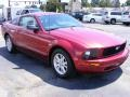 2007 Redfire Metallic Ford Mustang V6 Premium Coupe  photo #4