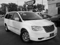 Stone White 2009 Chrysler Town & Country Touring
