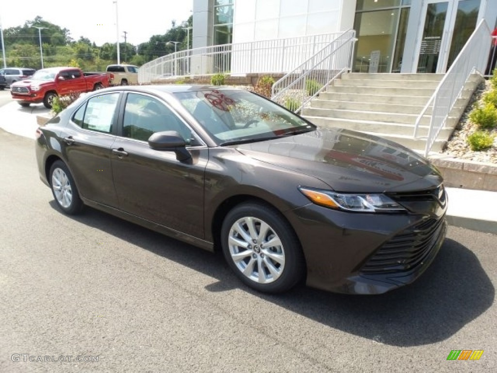 Brownstone Toyota Camry Le