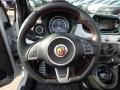 2017 500c Abarth Steering Wheel