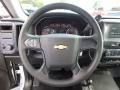 2018 Summit White Chevrolet Silverado 1500 WT Double Cab 4x4  photo #15