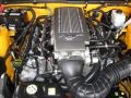 2007 Grabber Orange Ford Mustang GT Premium Coupe  photo #8
