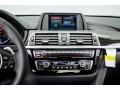 Controls of 2018 3 Series 330e iPerformance Sedan