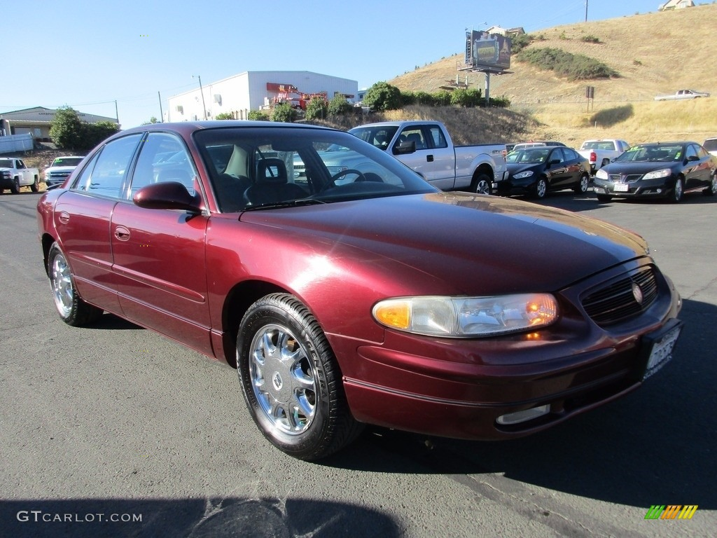 2002 bordeaux red pearl buick regal ls 122498967 gtcarlot com car color galleries gtcarlot com