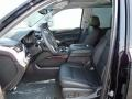 Front Seat of 2017 Yukon XL SLT 4WD