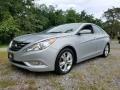 2012 Radiant Silver Hyundai Sonata Limited #122540690