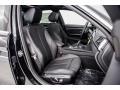 Black Sapphire Metallic - 3 Series 330e iPerformance Sedan Photo No. 2