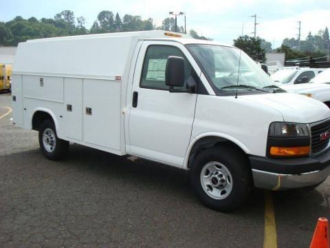 2008 gmc savana cutaway 3500 commercial utility truck data. Black Bedroom Furniture Sets. Home Design Ideas