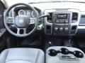 Dashboard of 2018 5500 Tradesman Crew Cab 4x4 Chassis