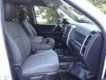 Front Seat of 2018 5500 Tradesman Crew Cab 4x4 Chassis