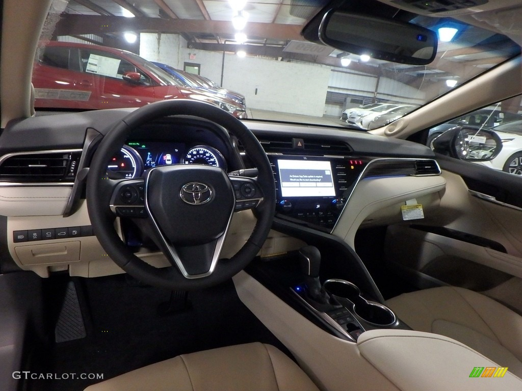 2018 brownstone toyota camry hybrid xle 122601592 photo 8 car color galleries for 2018 toyota camry interior colors