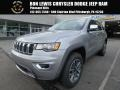 2018 Billet Silver Metallic Jeep Grand Cherokee Limited 4x4 #122601464