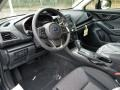 Black Interior Photo for 2018 Subaru Crosstrek #122617748