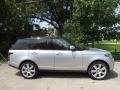 2017 Indus Silver Metallic Land Rover Range Rover Supercharged  photo #6