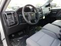 Silver Ice Metallic - Silverado 1500 Custom Crew Cab 4x4 Photo No. 7
