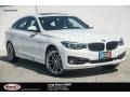 Alpine White 2018 BMW 3 Series 340i xDrive Gran Turismo