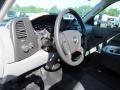 Summit White - Silverado 1500 Work Truck Regular Cab Photo No. 11
