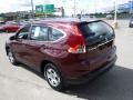 2014 Basque Red Pearl II Honda CR-V LX AWD  photo #8