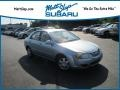 Ice Blue 2007 Kia Spectra LX Sedan