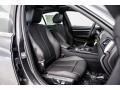2018 3 Series 330e iPerformance Sedan Black Interior