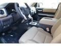 Sand Beige Interior Photo for 2018 Toyota Tundra #122661656
