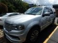 Ingot Silver 2017 Lincoln Navigator Select 4x4