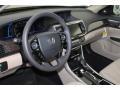 Crystal Black Pearl - Accord Hybrid EX-L Sedan Photo No. 13