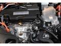 Crystal Black Pearl - Accord Hybrid EX-L Sedan Photo No. 28