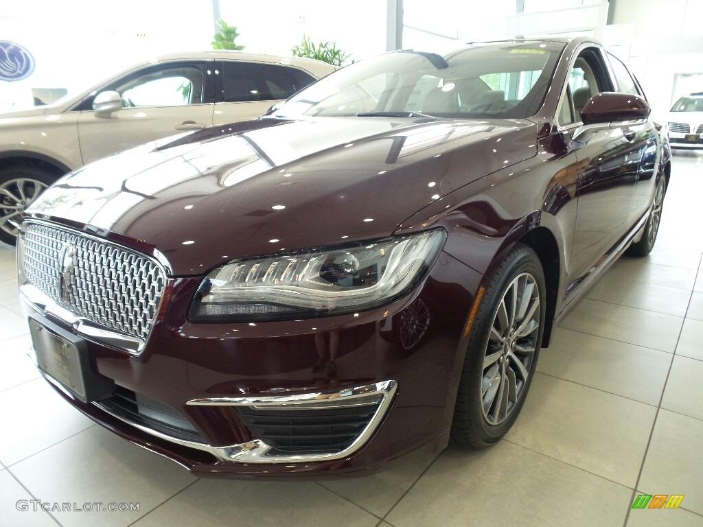 2017 Burgundy Velvet Lincoln Mkz Select 122684413