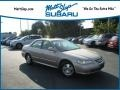Naples Gold Metallic 2001 Honda Accord EX V6 Sedan