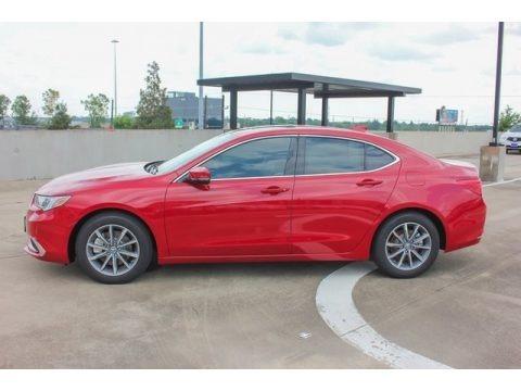 2018 Acura TLX Technology Sedan Data, Info and Specs