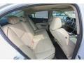 2018 Acura TLX Parchment Interior Rear Seat Photo