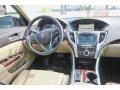 2018 Acura TLX Parchment Interior Dashboard Photo