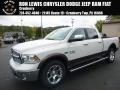 2018 Bright White Ram 1500 Laramie Crew Cab 4x4 #122742113