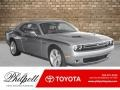 2016 Granite Crystal Metallic Dodge Challenger R/T Plus #122742288