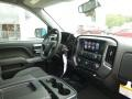 2018 Summit White Chevrolet Silverado 1500 LT Crew Cab 4x4  photo #10