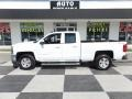 Summit White 2016 Chevrolet Silverado 1500 LT Double Cab 4x4