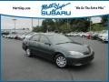 Aspen Green Pearl 2005 Toyota Camry LE