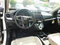 2017 White Diamond Pearl Honda CR-V LX AWD  photo #10