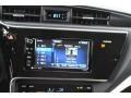 Controls of 2018 Corolla iM