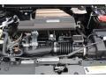 2017 Crystal Black Pearl Honda CR-V EX-L  photo #33
