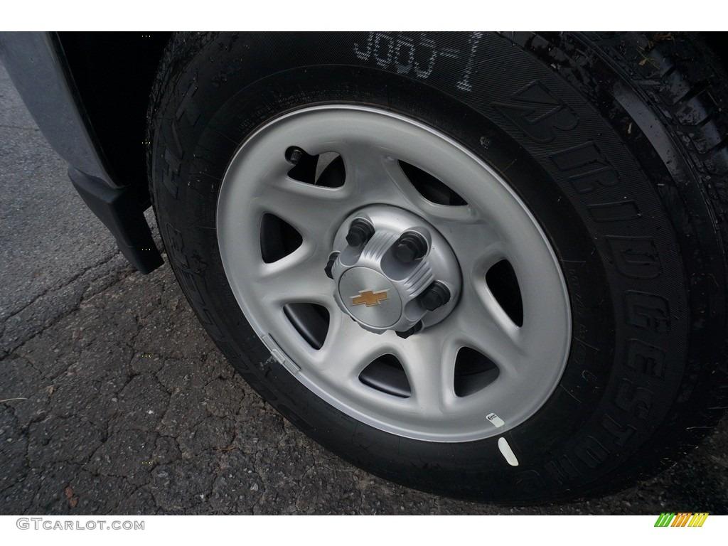 2018 Silverado 1500 WT Regular Cab - Summit White / Dark Ash/Jet Black photo #11