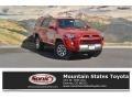 Barcelona Red Metallic 2018 Toyota 4Runner Gallery