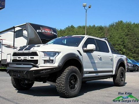 2017 Ford F150 Shelby BAJA Raptor SuperCrew 4x4 Data, Info and Specs