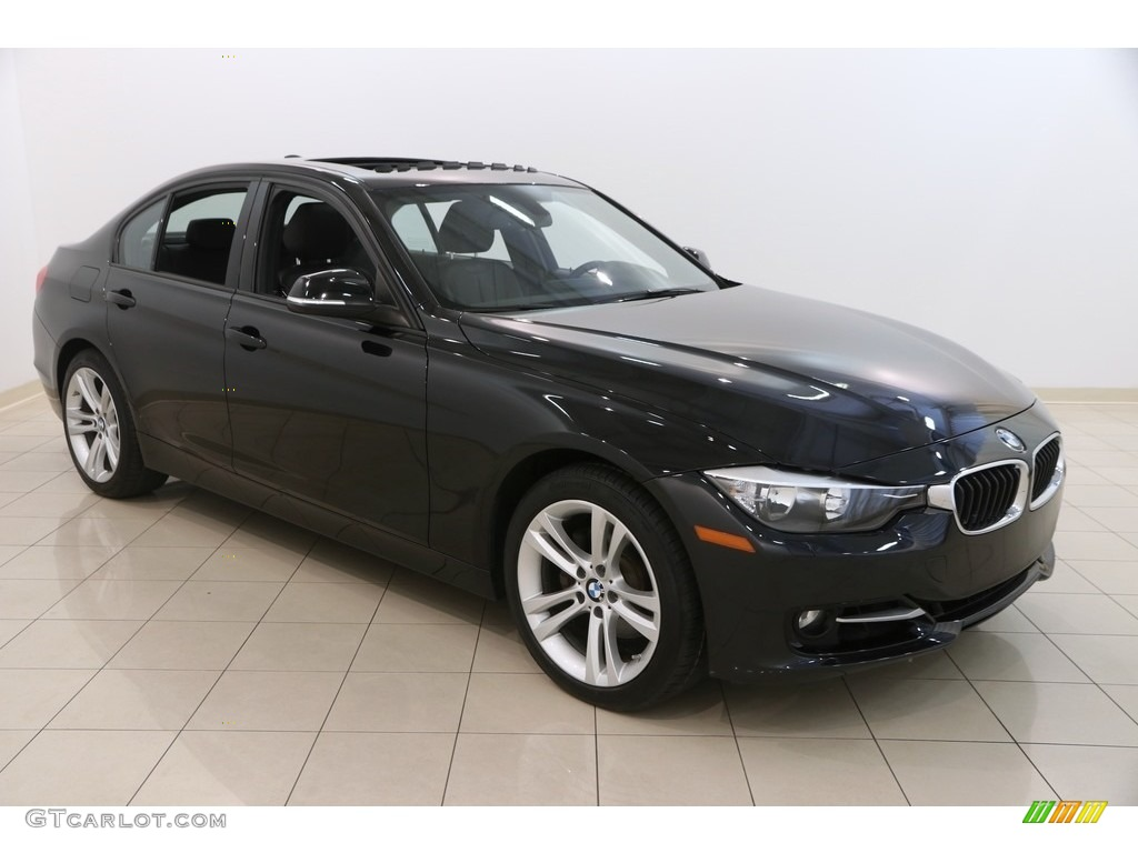 2014 black sapphire metallic bmw 3 series 328i xdrive sedan 122901548 car. Black Bedroom Furniture Sets. Home Design Ideas