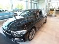 Jet Black - 3 Series 330i xDrive Sedan Photo No. 3