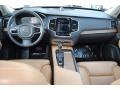 Dashboard of 2016 XC90 T6 AWD