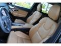 Front Seat of 2016 XC90 T6 AWD