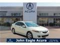 2009 Premium White Pearl Acura TSX Sedan #122928347
